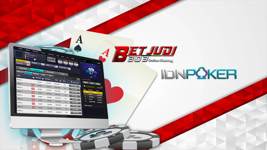 Livechat Poker IDN