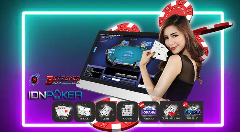 Agen Poker IDN Resmi Di Indonesia Betpoker